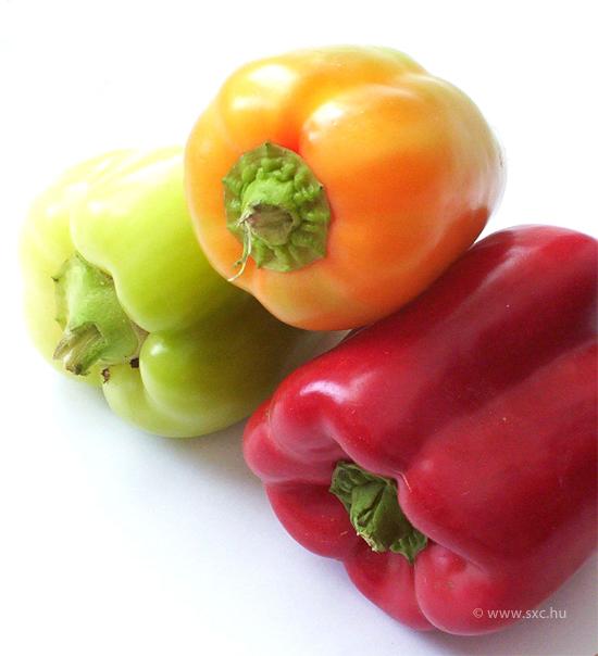 ricette con peperoni ferragosto
