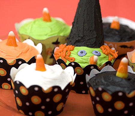 cupcakes dolci per halloween