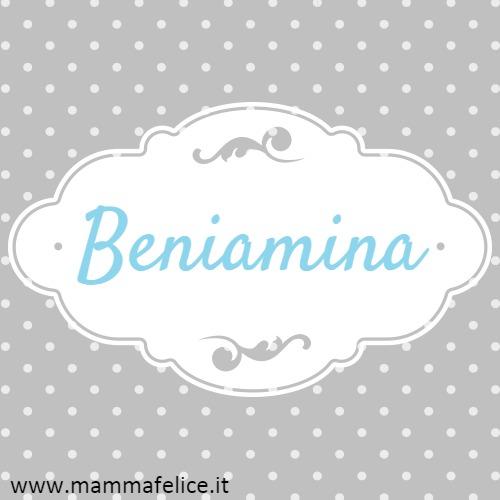 Beniamina