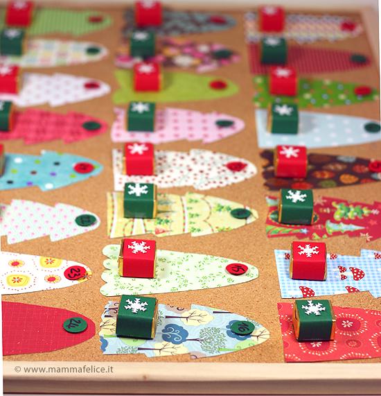 Idee Calendario.Calendario Dell Avvento Mamma Felice