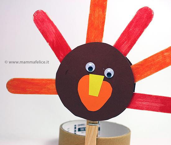 lavoretti thanksgiving, per il giorno del ringraziamento