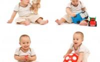 Perché certi giocattoli non piacciono al mio bambino di sei mesi?