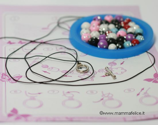 braccialetti di perline