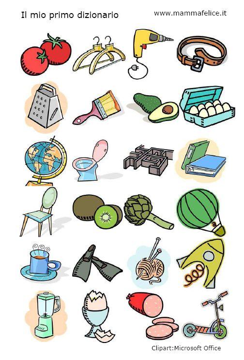 Preferenza Libro delle vacanze: D come dizionario illustrato | Mamma Felice MB43