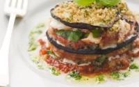 parmigiana melanzane e zucchine