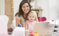 postazione di lavoro in casa: ufficio in casa