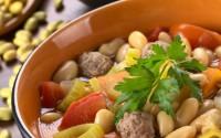 Il minestrone di verdure