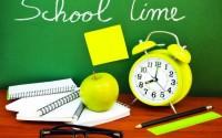 carte tematiche con sequenza per andare a scuola
