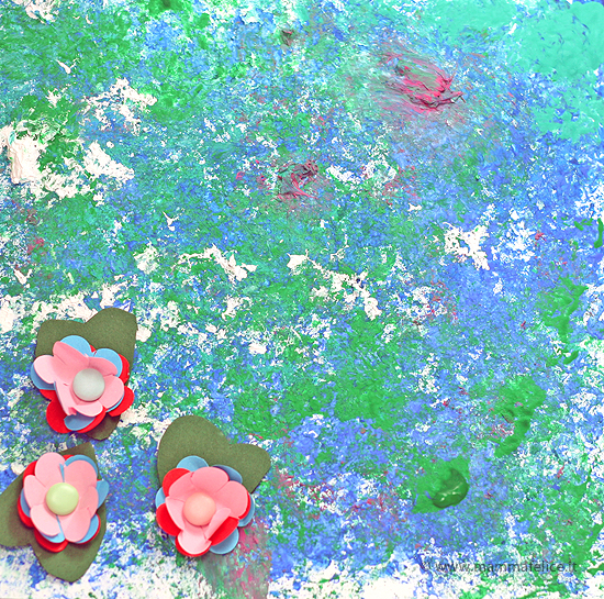 Impressionismo e bambini mamma felice for Quadri semplici