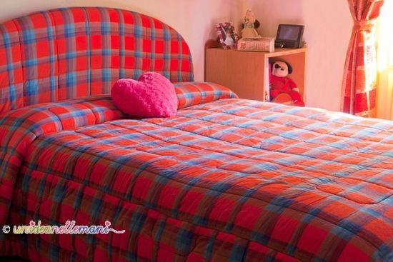 Come fare un letto testiera testata del letto con i - Come far felice un uomo a letto ...