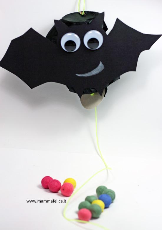 Halloween Pignatta A Forma Di Pipistrello Mamma Felice