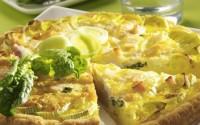 torte salate con pasta brisee
