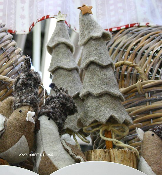 alberi-natale-feltro