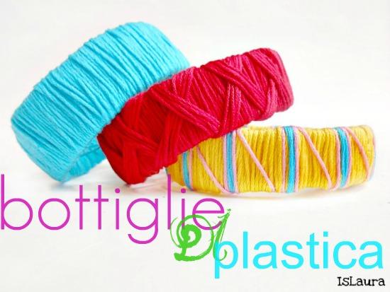 bracciali di plastica