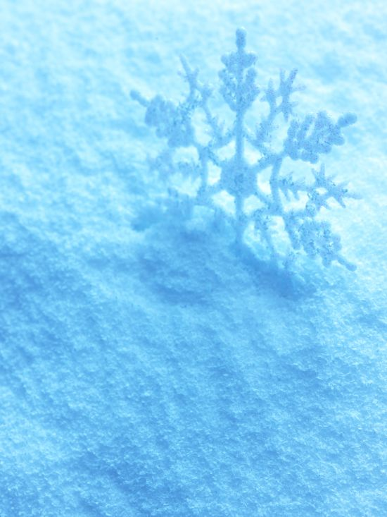 il tempo della neve
