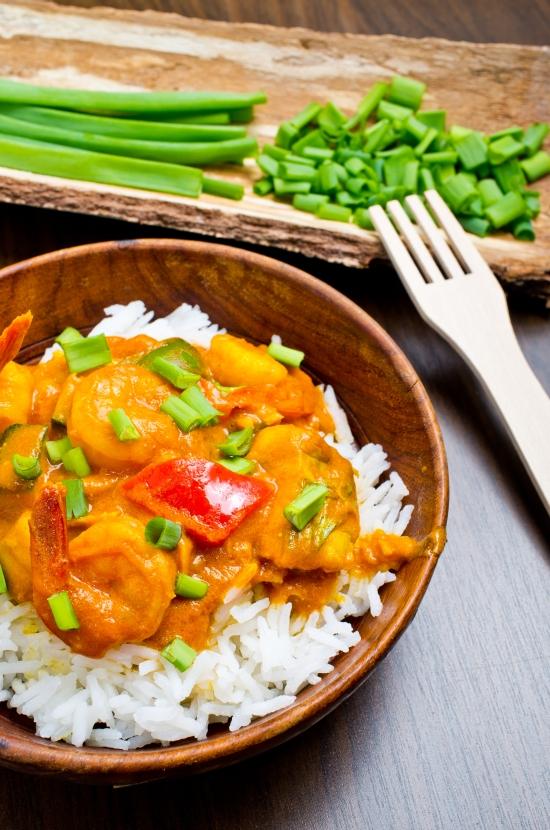 come preparare curry