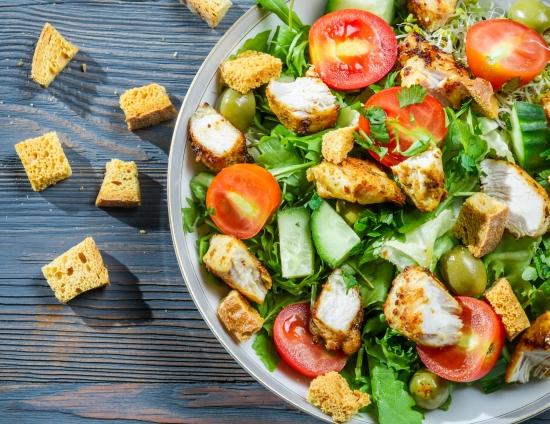 insalate piatto unico