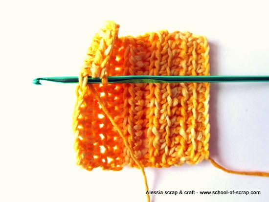 Uncinetto: Le varianti delle maglie di base