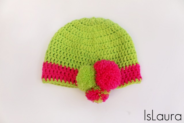 cappello MF a crochet