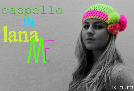 cappello in lana MF