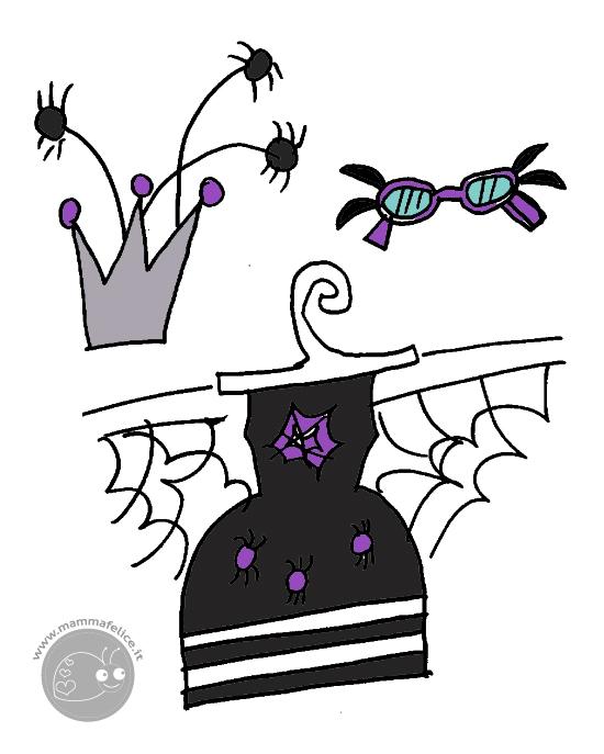 costume-regina-ragni-halloween