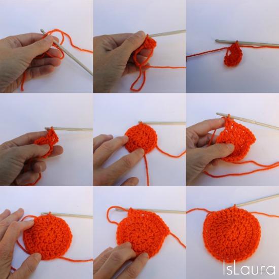 crochet zucca tutorial