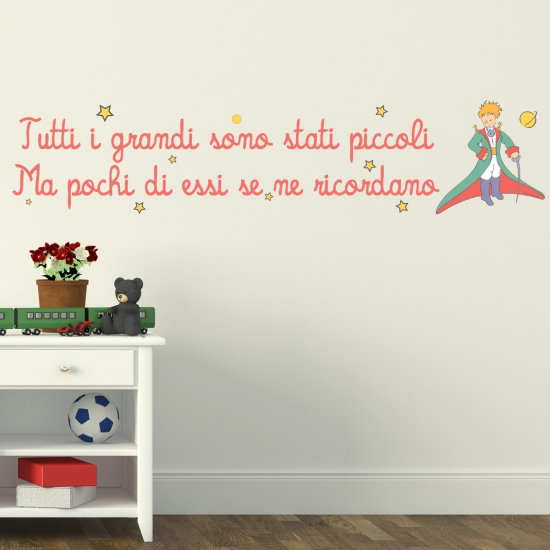 Adesivi murali per bambini stikid mamma felice for Cucina e grandi disegni della stanza