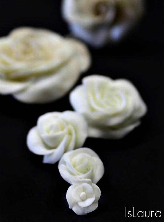 fiore in porcelana fria