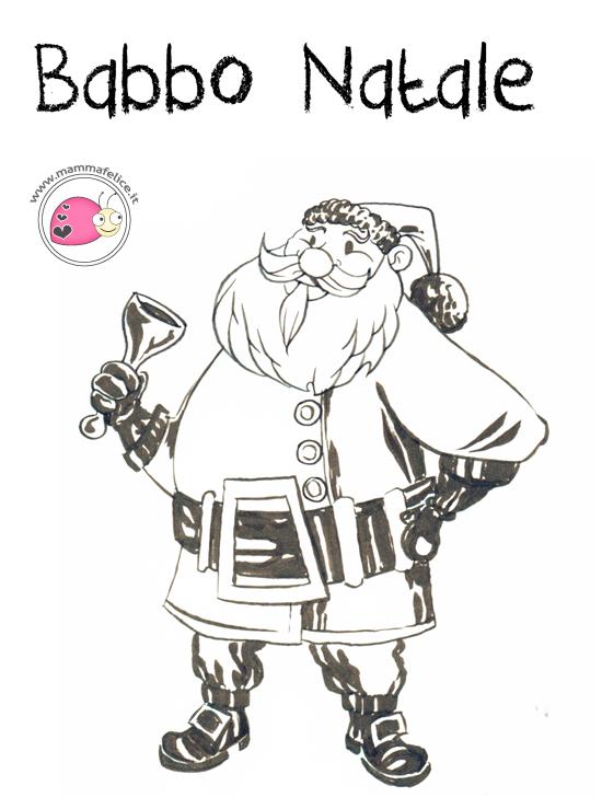 babbo-natale-disegno