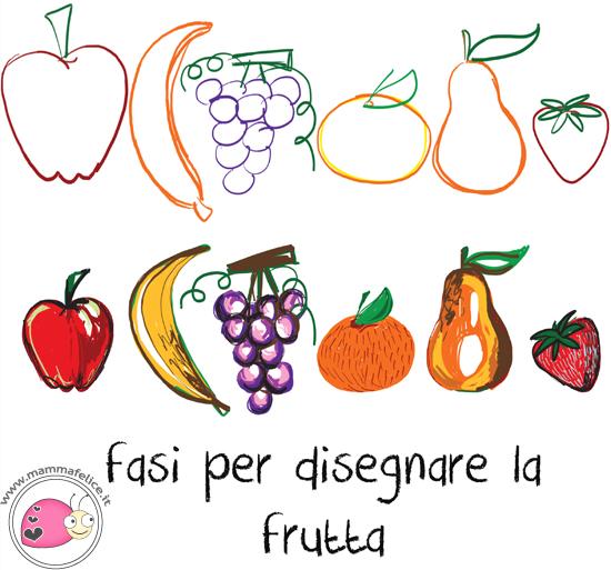 come-disegnare-frutta-verdura-turial-disegno
