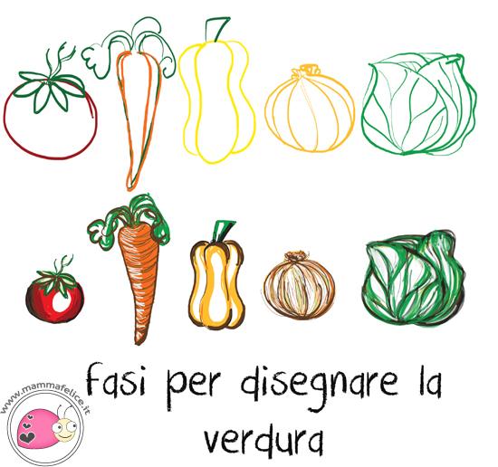 come-disegnare-frutta-verdura-tutorial