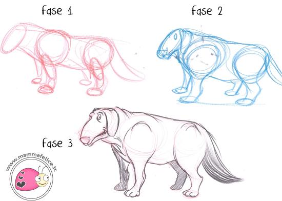 come-disegnare-un-cane-in-tre-fasi