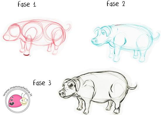 Amato Come disegnare gli animali   Mamma Felice BC16
