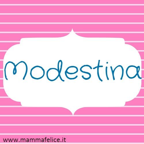 Modestina