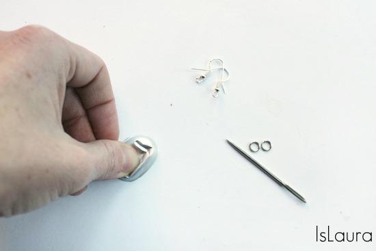 capsule orecchini
