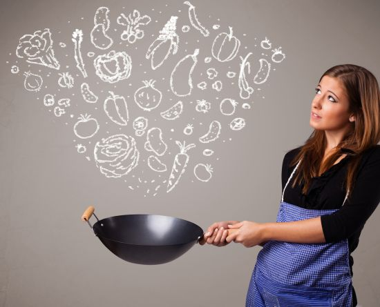 Trovare il tempo per cucinare mamma felice for Per cucinare 94