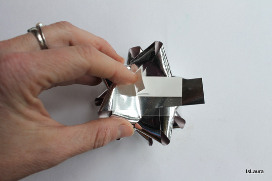 Eliminazione pellicola per bacchetta magica
