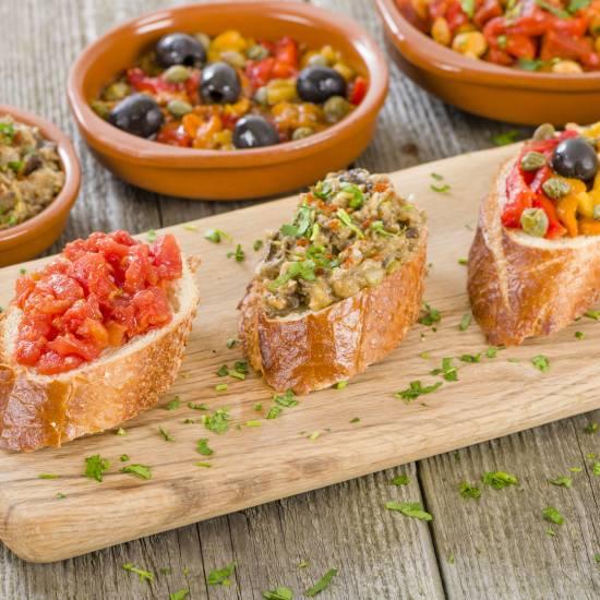 Conosciuto Gallery: Idee per aperitivi e antipasti buffet | Mamma Felice EQ88