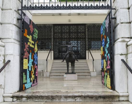 Guggenheim venezia e il progetto kids creative lab mamma for Orari museo guggenheim venezia
