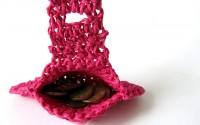 Uncinetto: come fare un borsellino per gli spiccioli