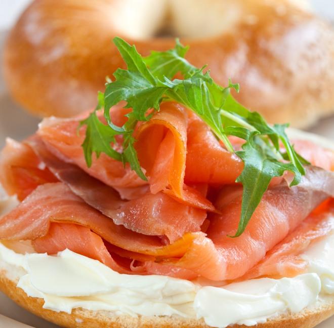 colazione-proteica-low-carb-dieta-dimagrire-light-salmone-philadephia