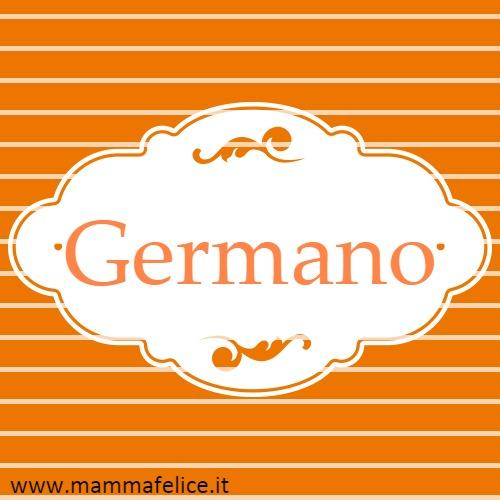 Germano