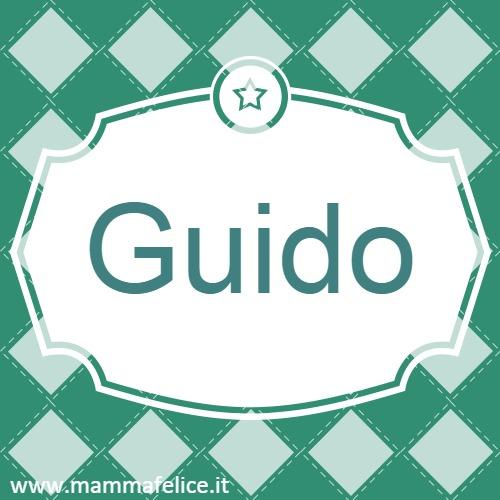 Guido Guido