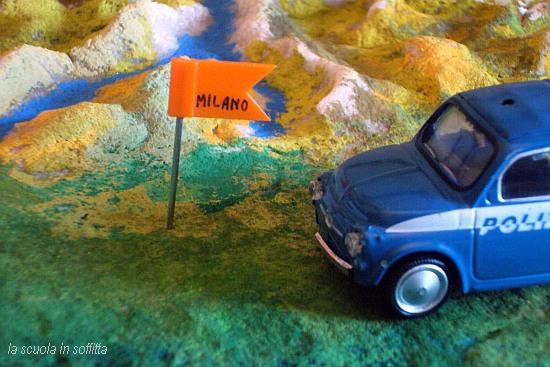 Assez Geografia per bambini: come fare una cartina dell'Italia | Mamma  OF15