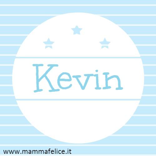 nomi-bambini-kevin