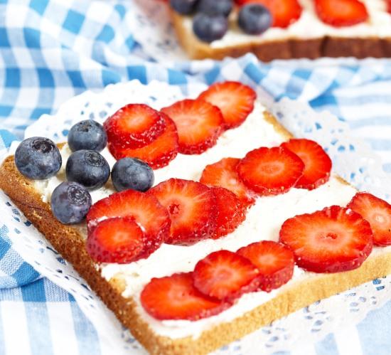 ricette-americane-festa-4-luglio-indipendenza-toast-colazione