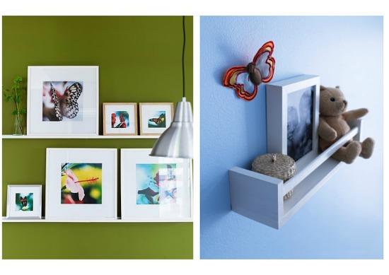 Scaffali Ikea Per Bambini : Cameretta montessoriana: come arredare e organizzare gli spazi