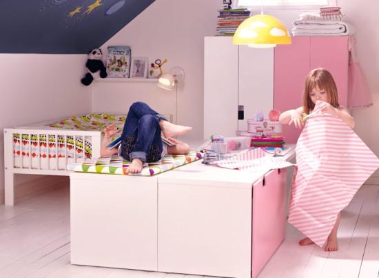 Cameretta montessoriana come arredare e organizzare gli - Ikea mobili camera bambini ...