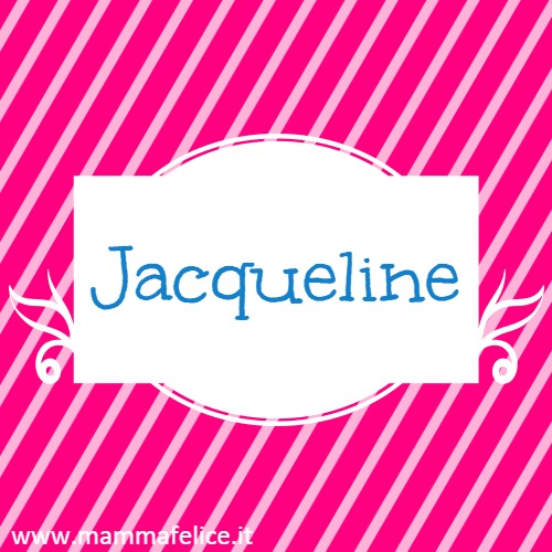 nomi-bambini-jacqueline