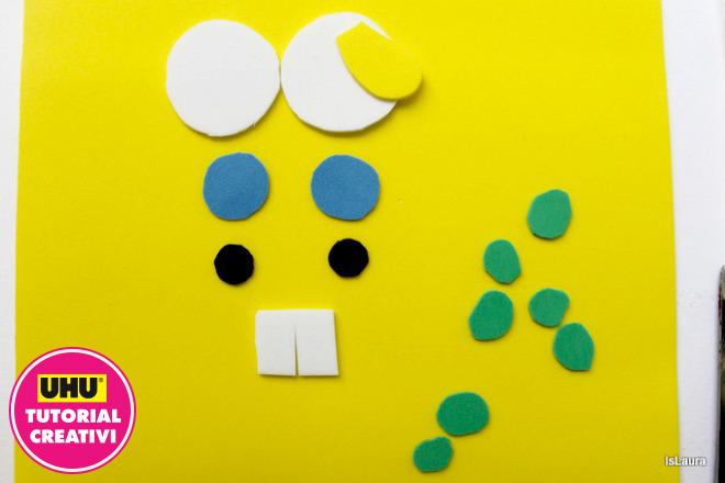 Come realizzare porta salviette in comma crepla di Spongebob Tutorial creativi